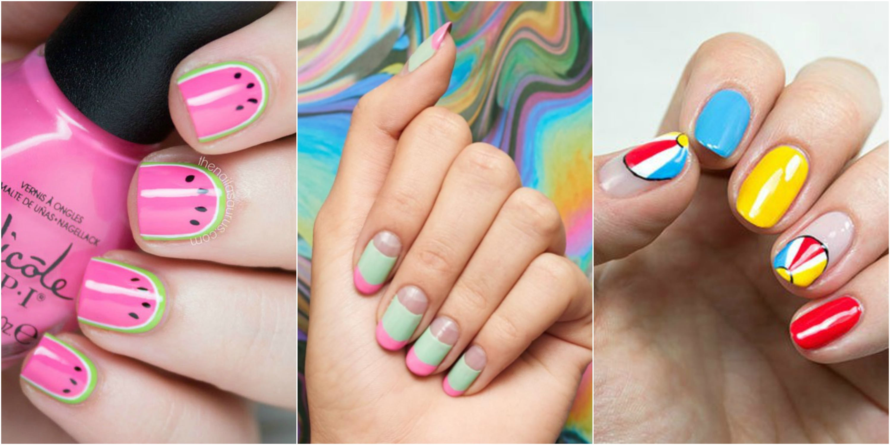 5 Perfect Mani-Pedi Combos for Every Summer Occasion – Forest Nails ...